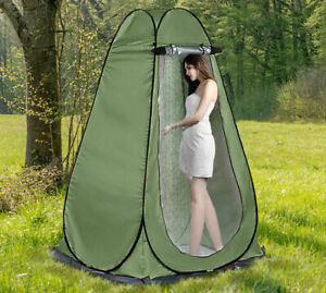 Full Automatic Instant Setup Changing Clothes Bath Fishing Outdoor Shower Tent