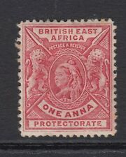 BRITISH EAST AFRICA 1896-1901 CROWN CA SG66 Mounted mint