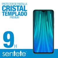 Sentete® Xiaomi Redmi Note 8 Pro Protector de Pantalla Cristal Templado PREMIUM