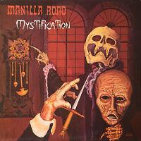 Mark Shelton CD Manilla Road Mystification 2CDs
