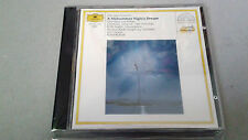 "RAFAEL KUBELIK ""MENDELSSOHN A MIDSUMMER NIGHT'S DREAM"" CD 12 TRACKS 415 840-2"