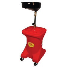 John Dow JDI-27GFD 27 Gallon Portable Poly Oil Drain