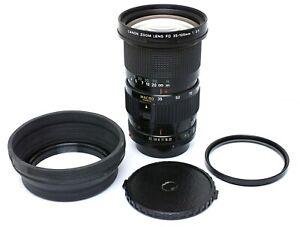 ✮ Canon Zoom Lens FD 35-105mm f/3.5 Zoomobjekiv **GARANTIE** // vom Händler!