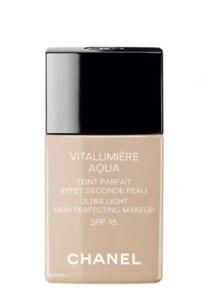Chanel Vitalumiere Aqua Make up SPF 15. 30 ml