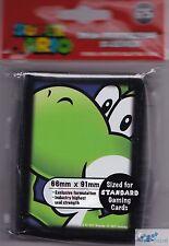 Super Mario Bros. Yoshi TCG ULTRA PRO DECK PROTECTOR CARD SLEEVES NES