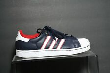 Adidas Superstar 2 USA Sneaker 2014 Multi Red White Blue Men 8 Athletic Hip Rare