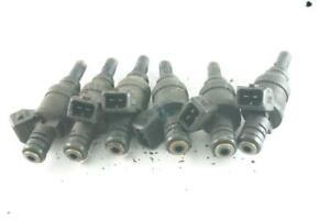 6 x OEM BMW E46 M52TU M54 Fuel Injectors Matched Set 99-05 323i 328i 325i 330i