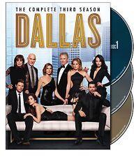 Dallas: The Third Season Series 3 DVD R4 New 2012