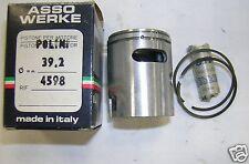 BB 4598 Pistone per Polini Piaggio CIAO SI BRAVO  50 cc diametro 39,2 mm