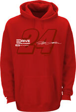 Jeff Gordon 2015 Checkered Flag Sports #24 Drive to End Hunger Sponsor Hoodie