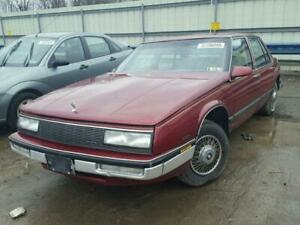 Buick LeSabre, 1987, 1988, 1989, Left Headlight Mounting Bracket