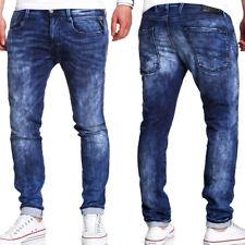 REPLAY Jogger-Jeans ANBASS Sweat-Jeans Slim Fit Blau M9142172042.009 NEU