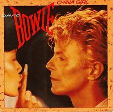 """7"""" David Bowie – China Girl // Dutch 1983"""