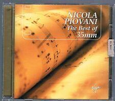 NICOLA PIOVANI THE BEST OF 35mm CD F.C. SIGILLATO!!!