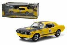 GREENLIGHT 1:18 1967 FORD TERLINGUA CONTINUATION MUSTANG #67 JERRY TITUS
