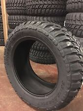 4 NEW 33 12.50 20 Crosswind MT 10 Ply  1250R20  33x12.50R20 TIRES MUD