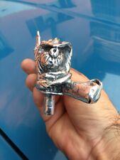 Speed Eye ball Hood ornament Cast Aluminum Ford Chevy Mopar VW Hot Rod Rat Rod
