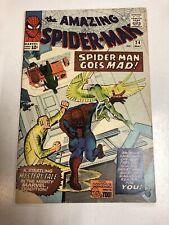Amazing Spider-Man (1965) # 24 (G-)   Mysterio App