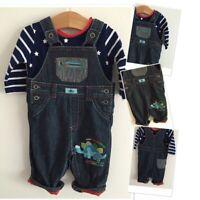 Disney Tigger Baby Boys 4 Piece Christmas Outfit ~ Jeans//Top//Tank /& Socks ~ 0-3m