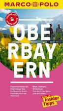 MARCO POLO Reiseführer Oberbayern (2017, Taschenbuch)