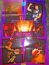 DEEP PURPLE / METALLICA   XXL  POSTER   84x54 cm  1117