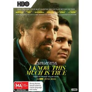 I Know This Much Is True HBO (Dvd,2021) *NEW* Region 4