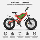 """Electric Bicycle 500W Motor 26"""" Fat Tire With 48V/15Ah Mountain Beach City eBike"""