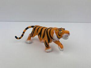 Vintage Disney Aladdin Rajah Tiger Action Figure 1992 Mattel Movable Tail/Jaw