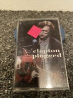 Eric Clapton - Unplugged Cassette 1992 (Digalog) 4-45024