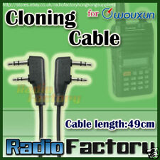 Cloning cable for Wouxun KG-816 KG-819 KG-UVD1P TH-UVF1 6-050