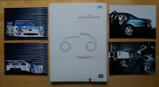 CALLAWAY C12 & C12-R orig 2001 Press Pack from IVM Automotive + Mercedes S Class