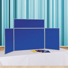 Premium Exhibition Display Stand - Small Table Top Show Board - 2-3 DAY DELIVERY