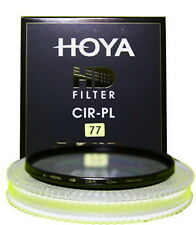 Brand New Hoya 77 HD POLARIZING FILM 77mm HD filter CPL