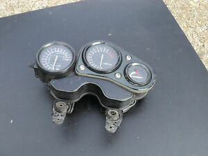 Suzuki GSXR750 WN WP UK MPH Clockset Complete.