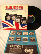 THE BEATLES STORY CAPITOL LABEL MONO TBO 2222