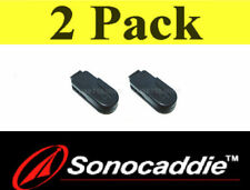 Sonocaddie Heavy Duty Replacement Belt Clip V500 V300 V100 XV2  New 2 pack