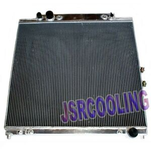 2 ROW Radiator for fit 1999-2004 FORD PICKUP F250/350/450/550 SUPER DUTY New