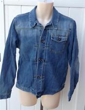 Ralph Lauren polo boys denim jean jacket large 16 18 nwt $85