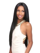 Sensationnel Empress Synthetic Custom Long Straight Lace Front Wig - YAKI 30""