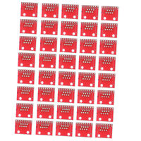 40 pieces RJ45 Connector and Breakout Board Kit for Ethernet Jacks