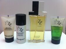 JAZZ PRESTIGE DE YSL EAU TOILETTE CONCENTRATED 50 ML + BALM+ GEL+ DEO STICK