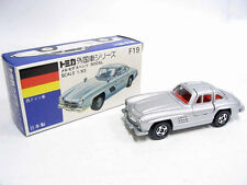 VINTAGE TOMICA F19 MERCEDES BENZ 300SL MADE IN JAPAN RARE