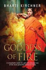 GODDESS OF FIRE - NEW PAPERBACK BOOK