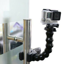 Jaws Flex Clamp Mount + Adjustable Flexible Neck For Gopro Hero 3 2 Camera EB