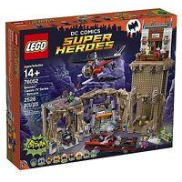 Lego Super Heroes 76052 Baticueva de Batman clásico de TV  - New - Sealed