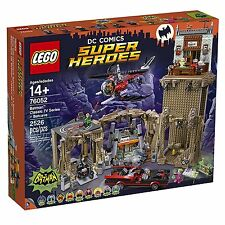 Lego Super Heroes 76052 Baticueva de Batman clásico de TV  - New - Sealed