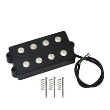 NEW pickup BASSE 4 fils - style MUSIC MAN - noiseless - 11k - céramique -