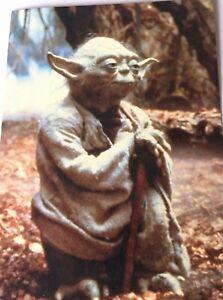 "VINTAGE & SCARCE  ""Yoda One For Me""  Valentine's Card - Star Wars Card - YODA"