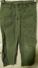 Cherokee cargo pants children size 7