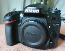 MINT- Nikon D7200 digital camera  LESS THAN 14K clicks